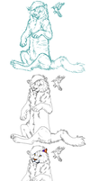 Edward Steps by Maquenda