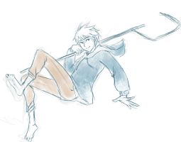 RoTG: Jack Frost by SchizoCheese