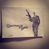 Quantum of Solace by Hillbro