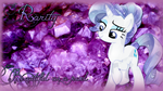 Rarity Jewel Wallpaper by AHZADR