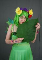 Leaf Fairy 25 by MajesticStock