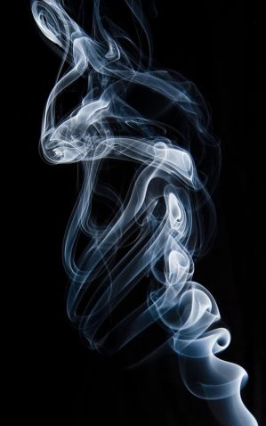 Smoke III by Vollmilch2001 Digital Smoke Art and Photography