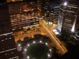 Minneapolis - 40 Floors Down to the Street Life by ice-queen-blue