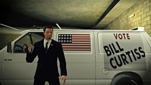 Vote for Bill Curtiss 2012 by Sockdpoof