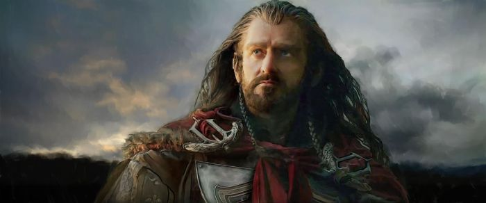Thorin-scudodiquercia by riven1965