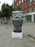 Birmingham Stop  rewind and come again Owl by Vande-Bot