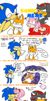 Sonic Meme by ProSonic