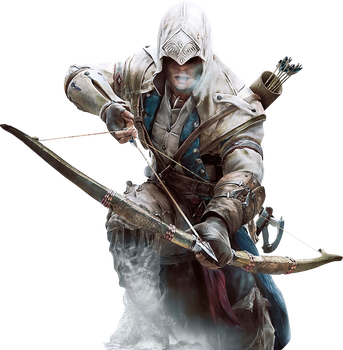 Assassin's Creed III - Connor Kenway by IvanCEs