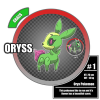 #1: Oryss by El-Dark-Core