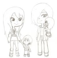 PC- Kazuki Family by TheCat-In-TheClouds