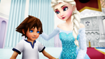 [MMDw.i.p] Do you want to build a snowman? by kazuki9484