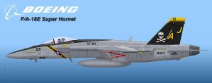 Jolly Rogers Super Hornet by Wolfman-053