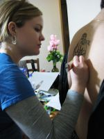 St. John Henna Tattoo by MonicaMcClain