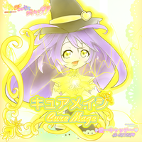 Cure Mage =Ai-CATCH= by SilverRose808