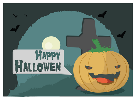 Happy Hallowen by maxix
