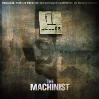 The Machinist CD Soundtrack Jacket by TerrysEatsnDawgs