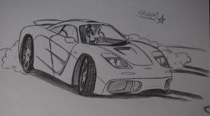 Dallenson in the Mclaren F1 by Ricky47
