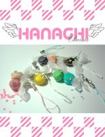 macaroon colection strap by Hanachi-bj