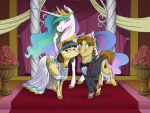 Wild Fire's and Mando's Wedding by MalimarTheMage