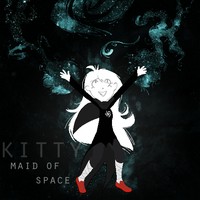 Kitty | Maid Of Space | by Kittyrocker