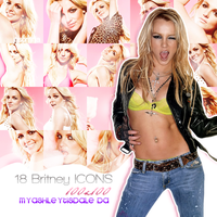 Britney Icons Pack by me by myashleytisdale