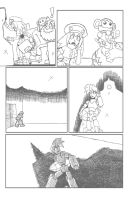 Mega Man Legends Comic pg4 by TheKKM