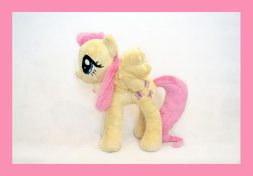 MLP: Fluttershy Plushie by MLPPlushies