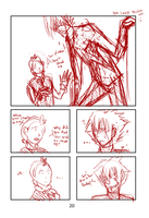 Undergrounds Dark King Page 20 Sketch Ver. by yamihp7