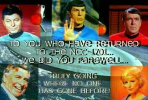 A Tribute To The Origins of Star Trek by Karukkid