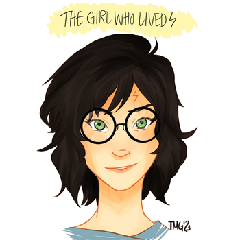 Redo: The Girl Who Lived by TheGingerMenace123