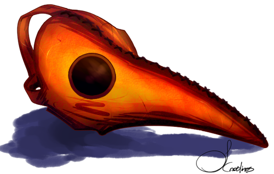 ~Plague Doctor's Mask~ by KnotLines