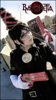 Bang Bang Bayonetta by GingerAnneLondon