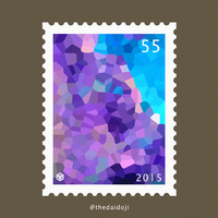 Postage Stamps - Cluster PART 1 by TheDaidoji