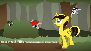 Mitch's Autumn Remix Cover Art Stuff Things by Emkay-MLP