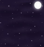 night .Free background. by scribblin