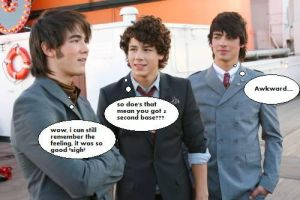 Jonas brothers funny situation by awkwardjoe
