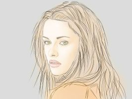 Bella Swan by noravalo