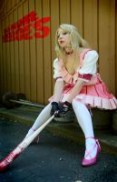 No More Heroes: Bad Girl by SighOfBlue