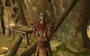 DRAGONBORN-  Neloth by vincent-is-mine