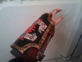 Inquisitor WIP Gauntlet by Bag-of-hammers