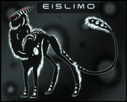 Eislimo the Lisk by RadioactiveSoldier