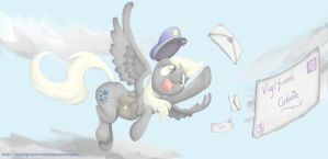 Derpy is Best MailMare by Burning-Heart-Brony