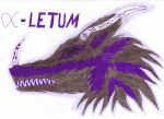Alpha-Letum by Zaeseled