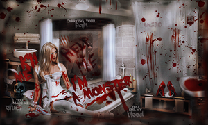 Spill my blood by Snegnaya