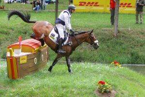 3DE Cross Country Water Obstacle Series VII/11 by LuDa-Stock