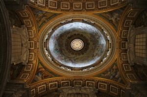 Vatican ceiling by AS142