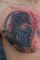 subzero tattoo by graynd