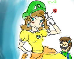 Just messing around with weegee... by Toxic-Utahime