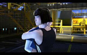Mirrors Edge Faith and Kate by sandersonn