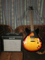 My Guitar by TheBigDaveC